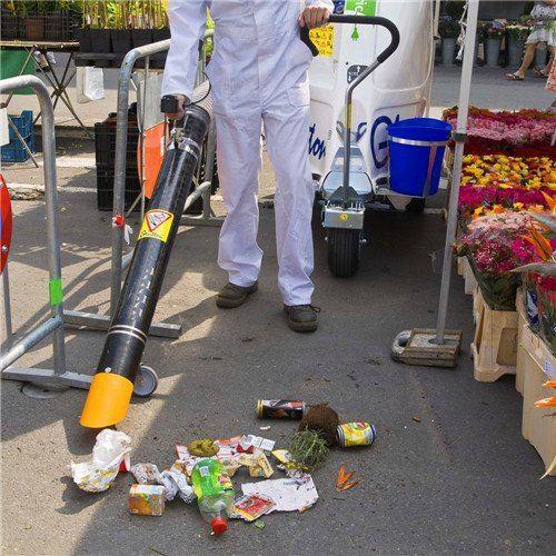 Waste Vacuum Cleaning