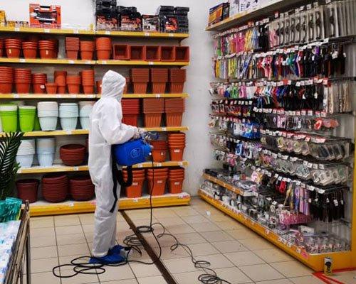Sanitization services : DIY